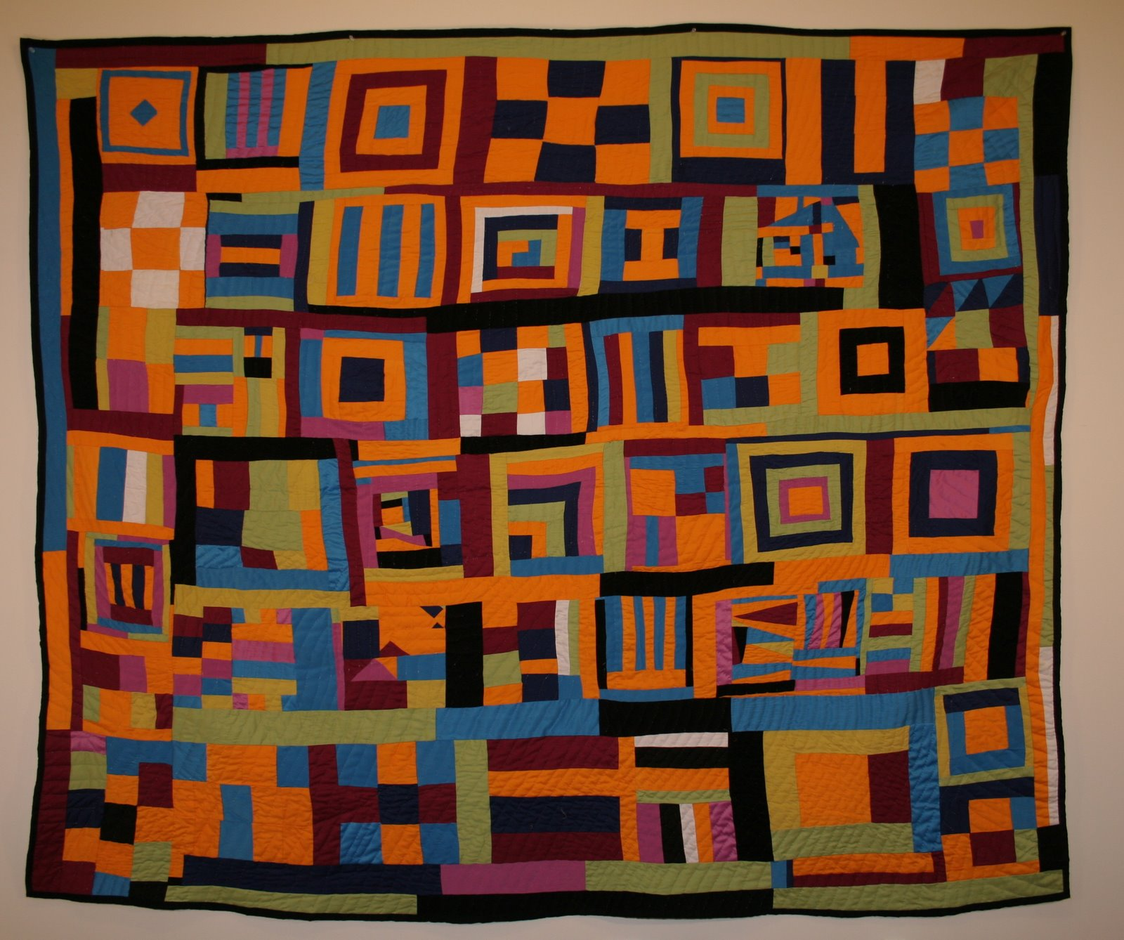 AT&T AND GEE'S BEND QUILTERS CREATE ARTWORK TO COMMEMORATE BLACK ... : history of quilts in america - Adamdwight.com